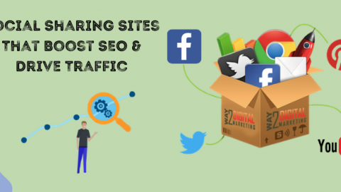 Top 10 Social Sharing Sites That Boost SEO & Drive Traffic